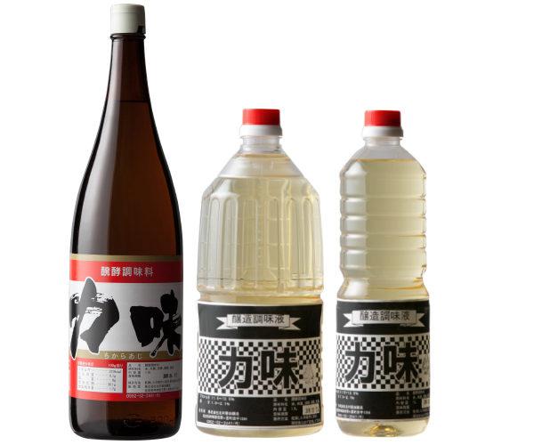 米発酵調味料(みりん)